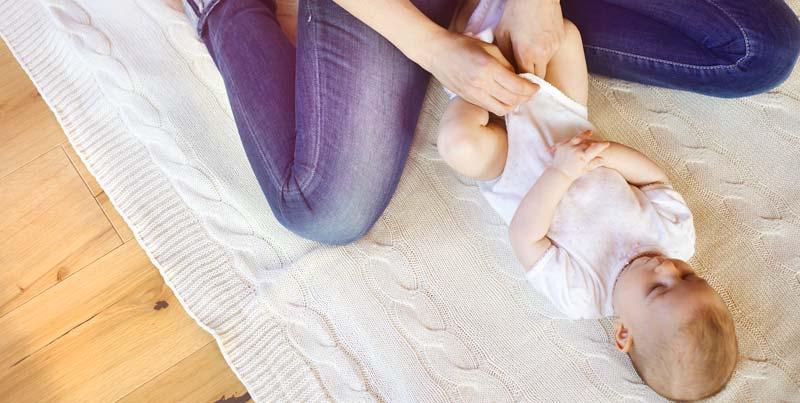 imbracarea bebelusului